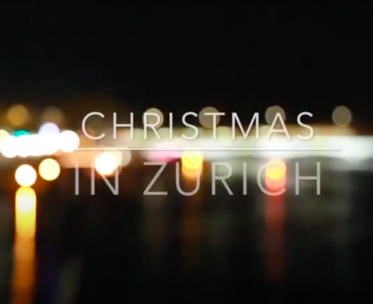 Christmas Time in Zurich